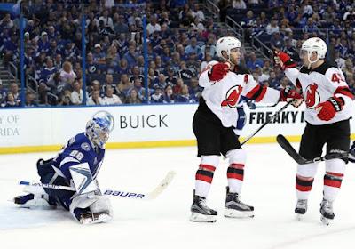 NHL : le leader Columbus vainqueur, NY aussi