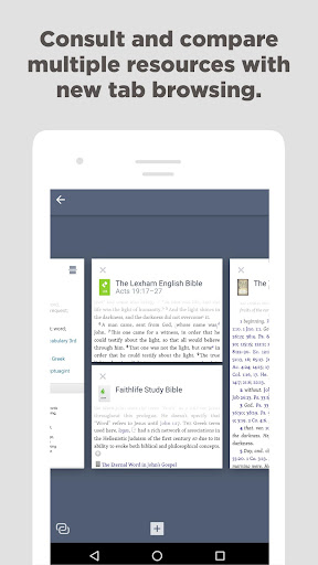 Study Bible by Faithlife with images and notes 8.5.0 screenshots 1