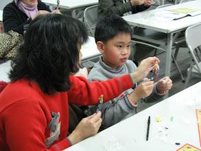 Photo: 20110323傳統童玩快樂學-捏麵人 004