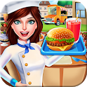 Street Food Truck Canteen Cafe - Cooking Games icon