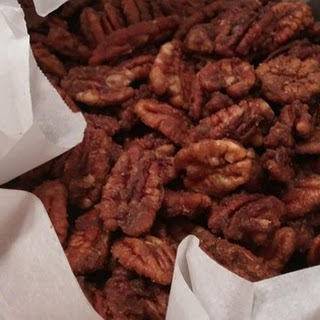 Microwave Spiced Nuts Recipes