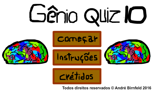 Genius Quiz 10- screenshot thumbnail