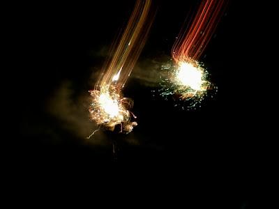 Esplosione di aquila