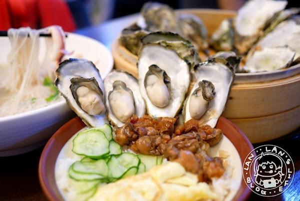 澎湖美食 【福牡蠣屋】牡蠣飯 干貝飯 澎湖馬公必吃美食