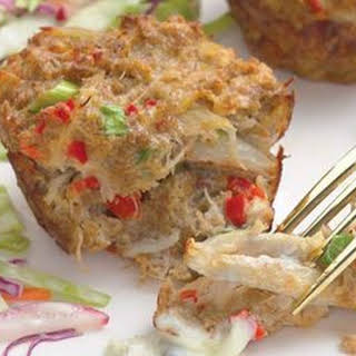 Muffin-Tin Crab Cakes.