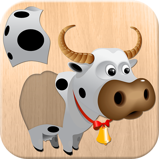Animals Puzzle for Kids (game)