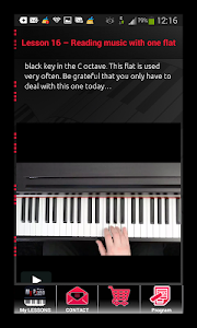 My Piano Lessons LITE screenshot 2