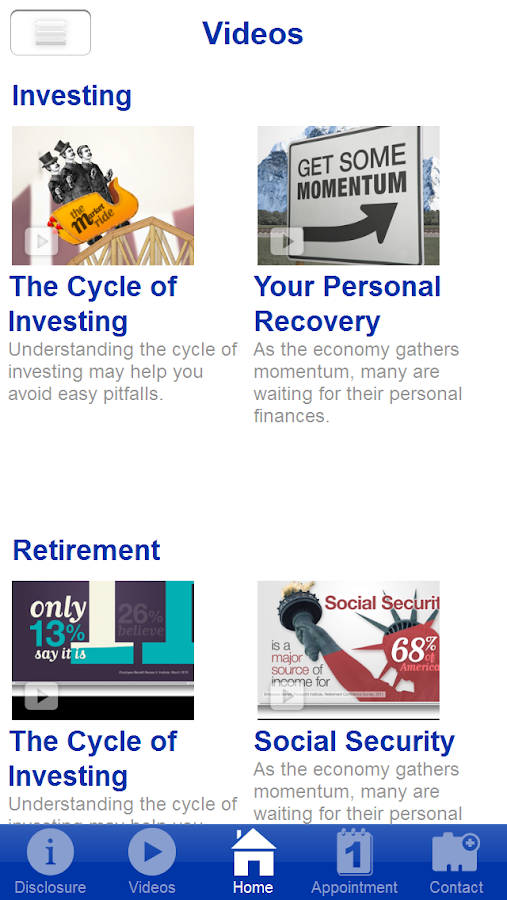 One Resource Financial- screenshot