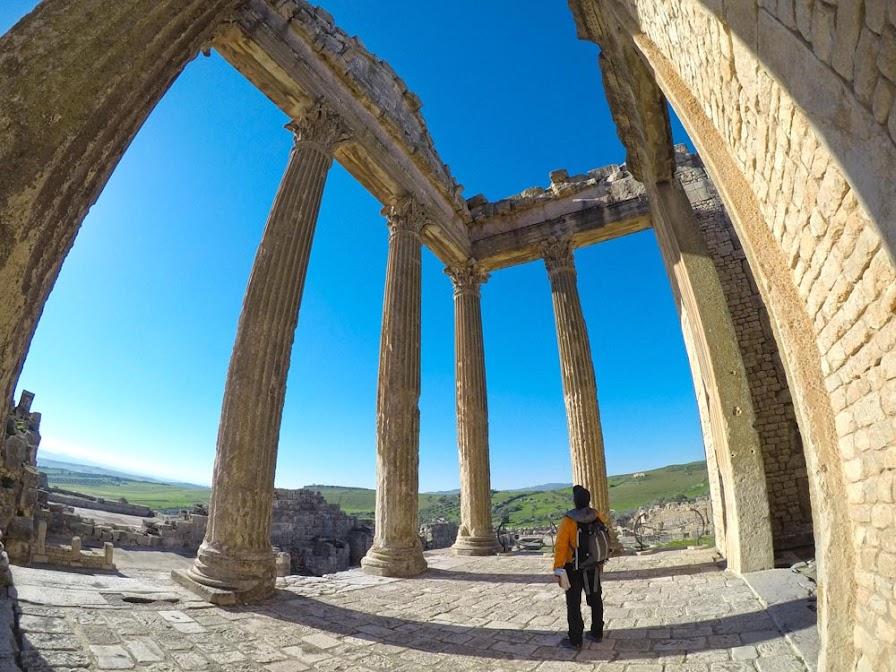 Visitar DOUGGA e testemunhas o esplendor das ruínas romanas | Tunísia