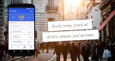 screenshot of Foursquare City Guide