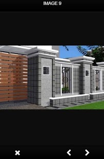 Download House Fence Design For PC Windows and Mac apk screenshot 1