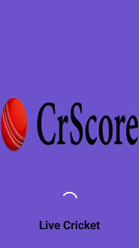 CricScore - Live cricket score 1.3 Windows u7528 1