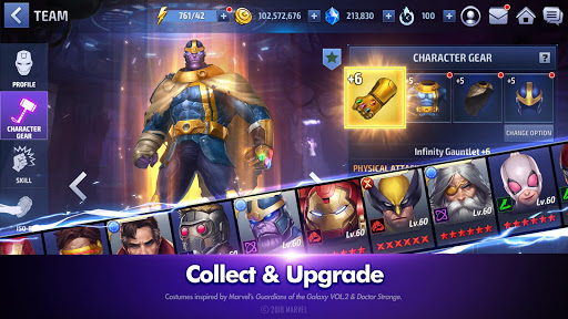 MARVEL Future Fight 4.7.1 screenshots 4