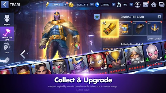 MARVEL Future Fight 3.3.0 (Unlimited Gold/Crystal/Energy) Mod Apk 4