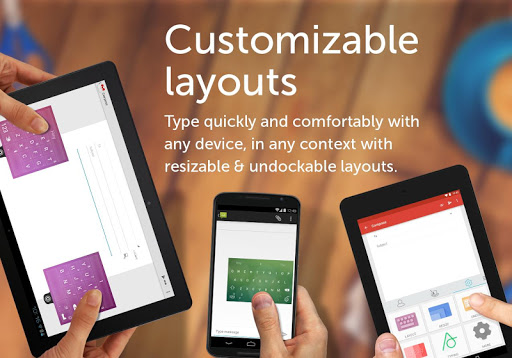 SwiftKey Keyboard screenshots 5