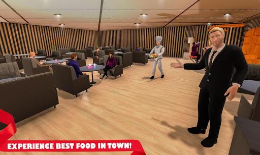Real Cooking Game 3D-Virtual Kitchen Chef  captures d'u00e9cran 1