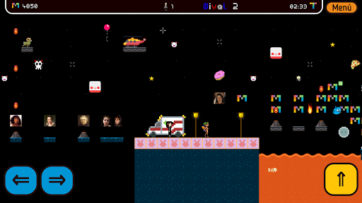 Markroz Platform Game M-G-P1-V0.19 screenshots 2