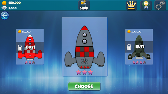 Into Space - Rocket Racing- screenshot thumbnail