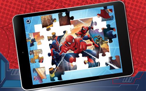 Puzzle App Spiderman 1.2 screenshots 4