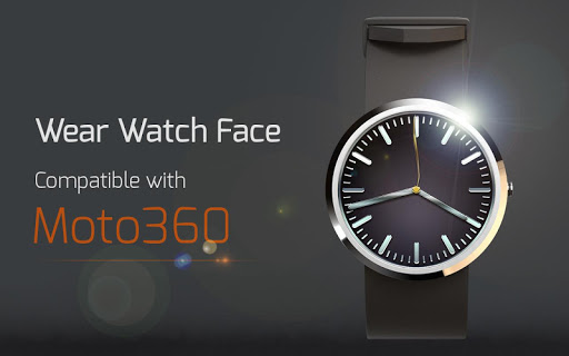 Wear Watch Face