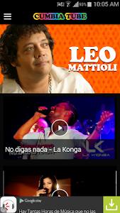 CumbiaTube -  Cumbia screenshot 0