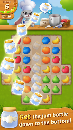 Fruit Jam: Puzzle Garden 1.0.14 mod screenshots 3