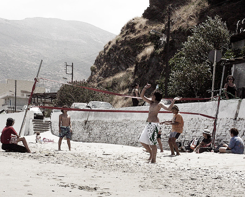 Self Made Beach Volley di Caterina Ottomano