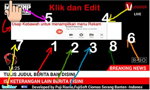 Reporter Tv Rec 1.0.9a 16