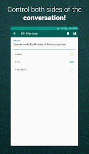 Prank whats fake Apk Download For Android 4