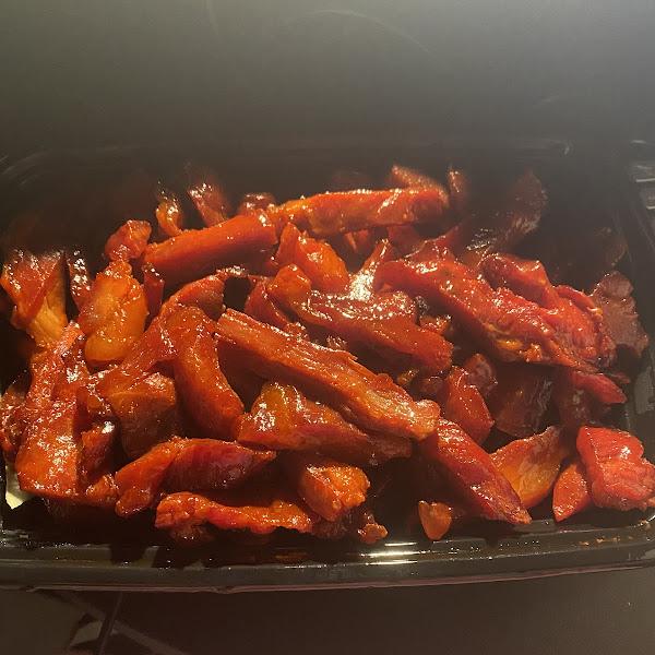 Boneless rib tips (gluten free)