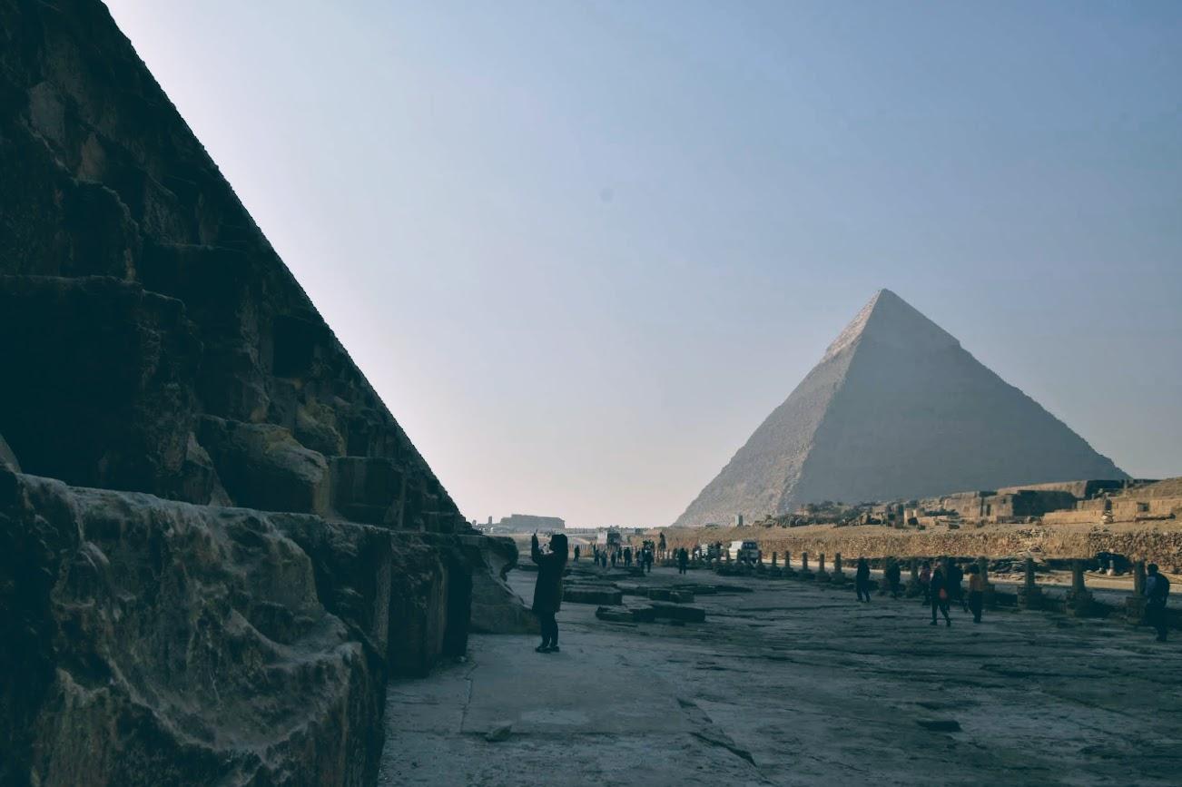 consejos para visitar las pirámides de Egipto