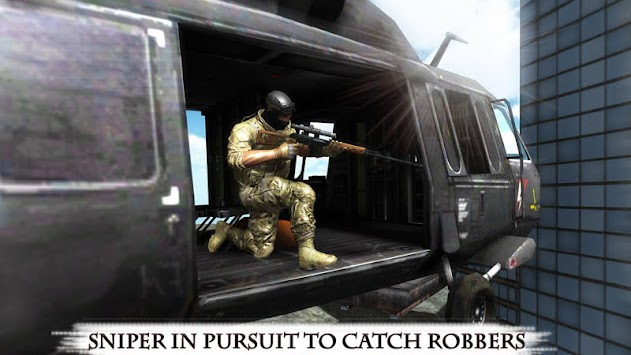 Museum Robbery Showdown - Sniper Shooting Missions apk screenshot
