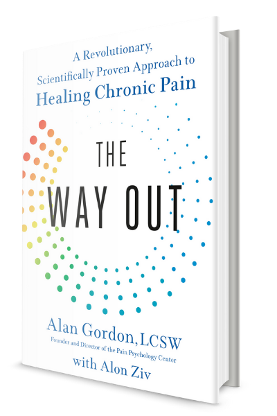 The Way Out: Book by Alan Gordon LCSW: Approach to healing chronic pain