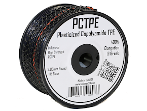 Taulman Black PCTPE - 1.75mm (0.45kg)