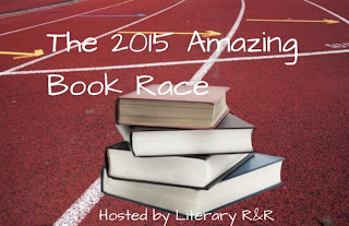 The 2015 Amazing Book Race