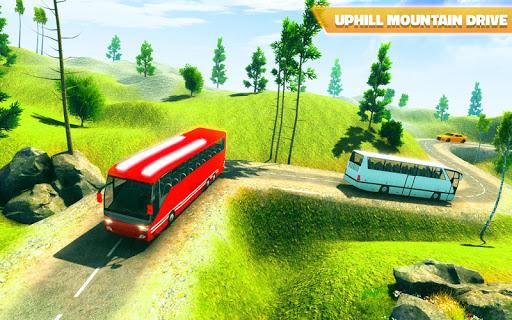 Offroad Bus Hill Driving Sim: Mountain Bus Racing 1.2 screenshots 1