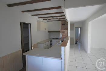 Appartement 3 pièces 73,4 m2