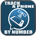 Track a Phone by Number icon