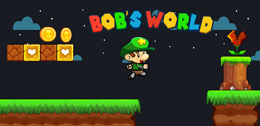Bob's World   Super Run Mod Apk 1.183