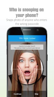 PIN Genie Locker-Screen Lock & Applock- screenshot thumbnail