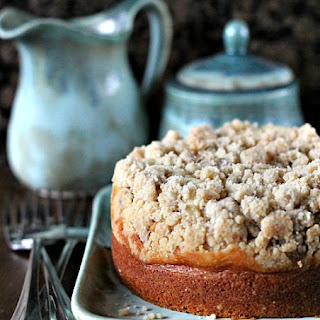 Amaretto Cream Cheese Coffee Cake.