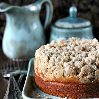 Amaretto Cream Cheese Coffee Cake.