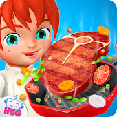 Crazy Cooking Steak Maker 3D