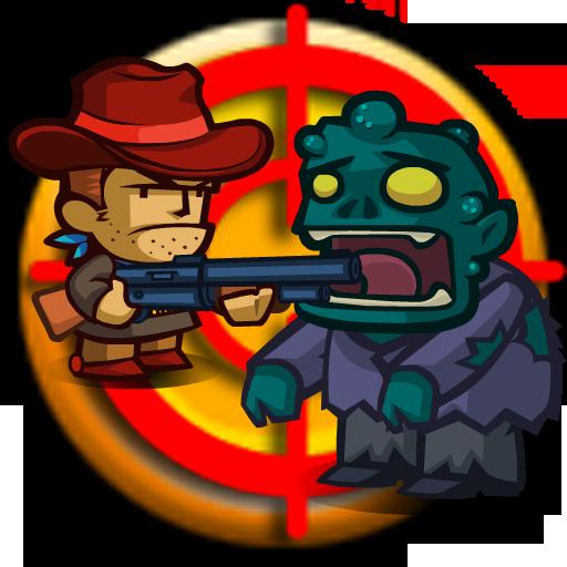 动作のZombie Hunter Frontline War LOGO-記事Game