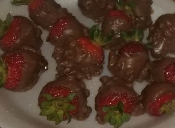 Symphony Covered Strawberries Recipe
