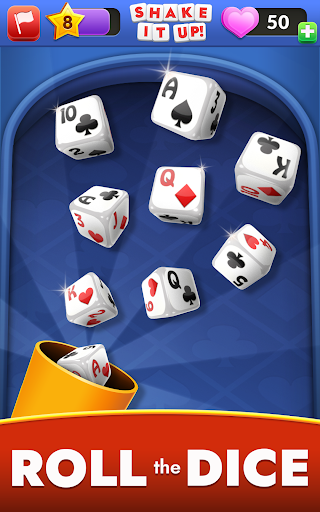 SHAKE IT UP! Dice Poker android2mod screenshots 15