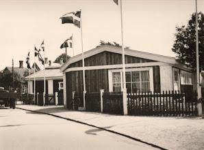 Photo: 1950-erne  Faaborg Roklub