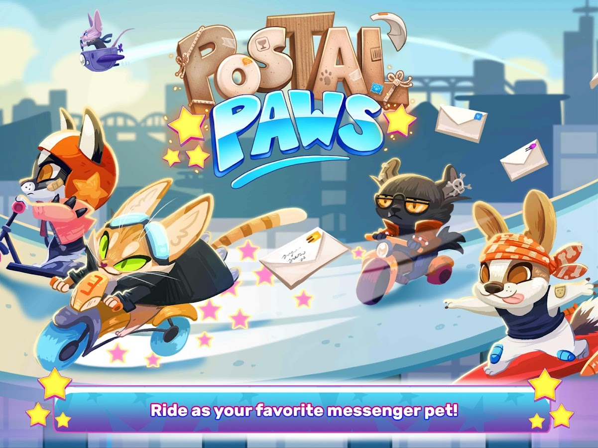 Postal Paws- screenshot