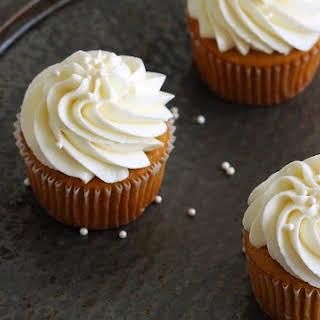 Spiced Pumpkin Cupcakes [Printable Recipe].