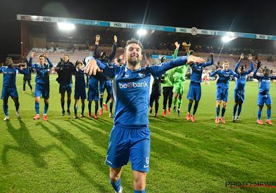 Middenvelder Genk in de belangstelling van KV Mechelen